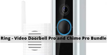 ring - video doorbell pro and chime pro bundle