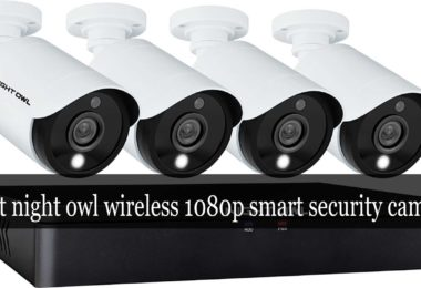 night owl wireless 1080p smart security systemty system